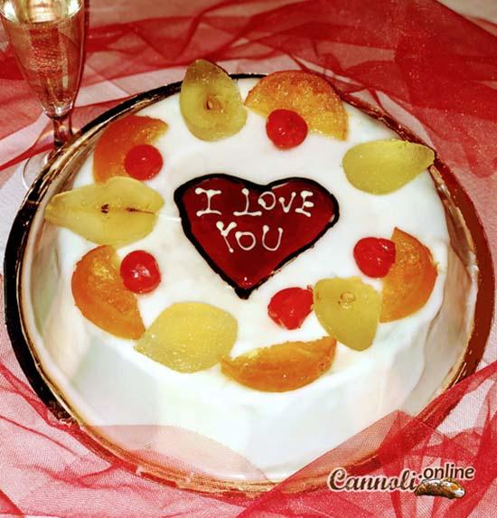 Gâteaux de la Saint-Valentin