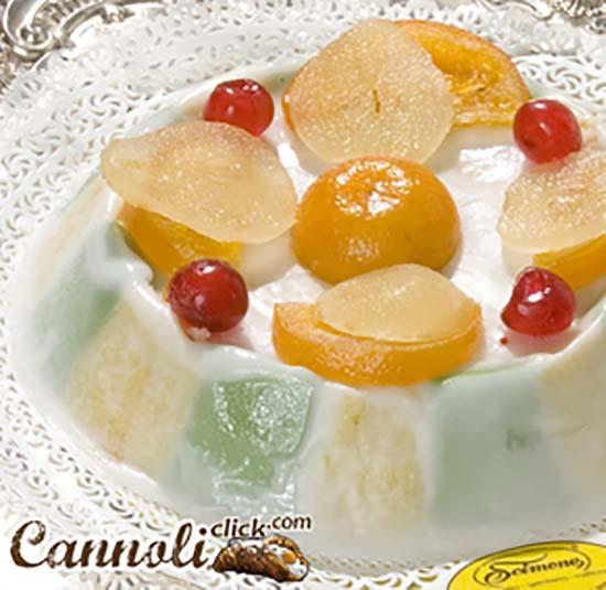 Desserts typiques siciliens