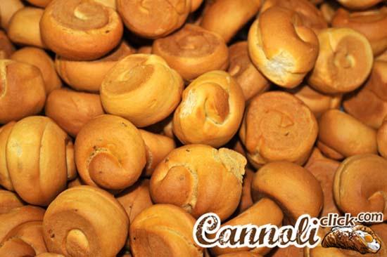 Sicilian Biscuits