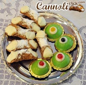 Cannoli & Cassate, dolci mignon