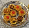Maria Stuarda & Milanesi, mini desserts