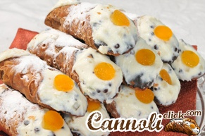 6 Cannoli Siciliani