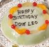 Gâteau d'anniversaire 2,5 kg
