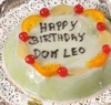 Gâteau d'anniversaire 2,0 kg