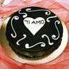 Gâteau de la Saint-Valentin 1,0 kg