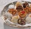 Almond  Delights, typical sicilian desserts